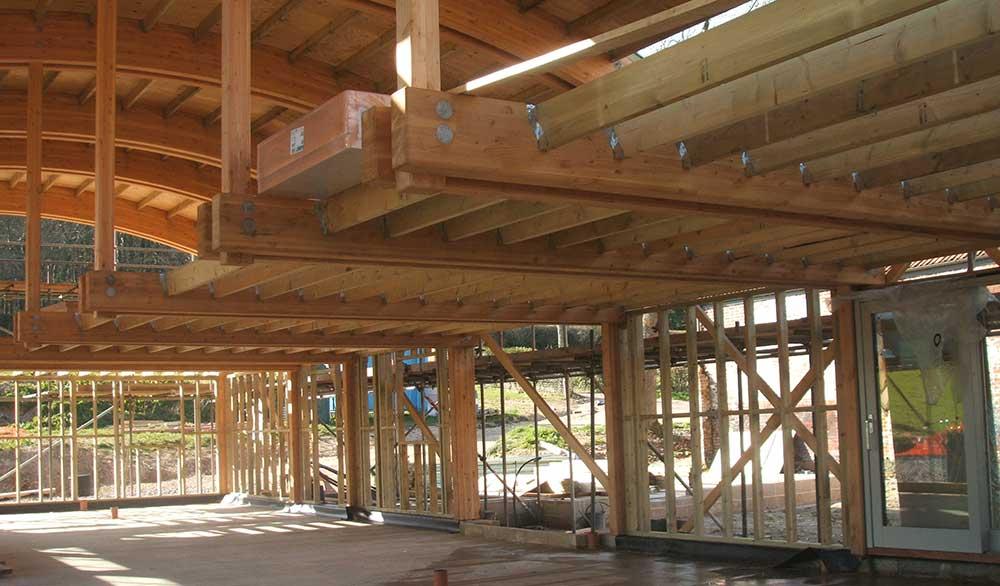 carpentry roofing frames - Carpenter in Bath area
