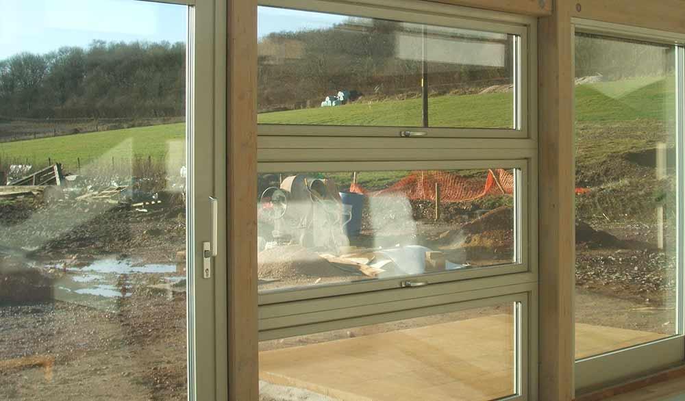 Carpentry Bath Softwood window